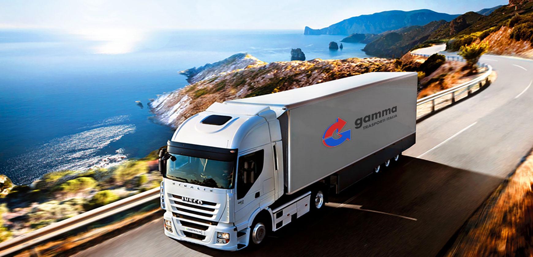 Trasporto-su-strada-Immagazzinamento-Distribuzione-Gamma
